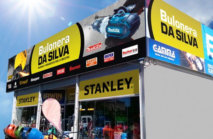 Cartelería Institucional Da Silva