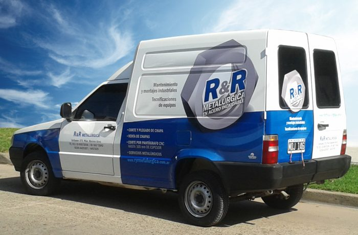 Gráfica Vehicular R&R