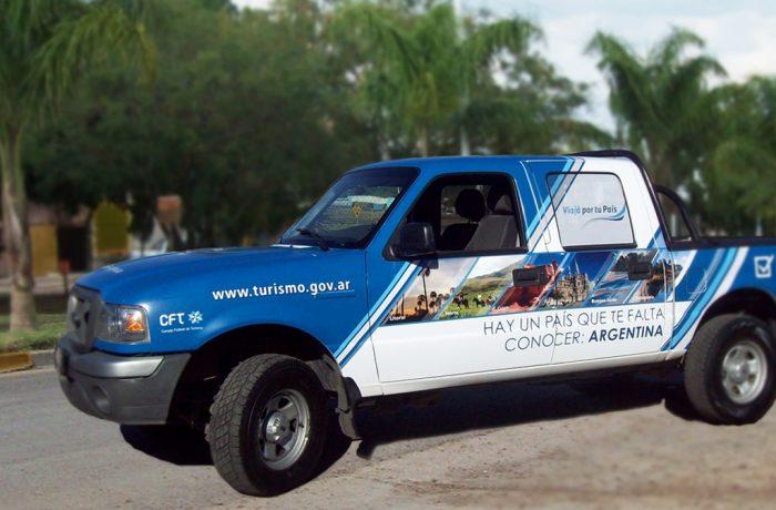 Ploteo Vehicular FULL CFT
