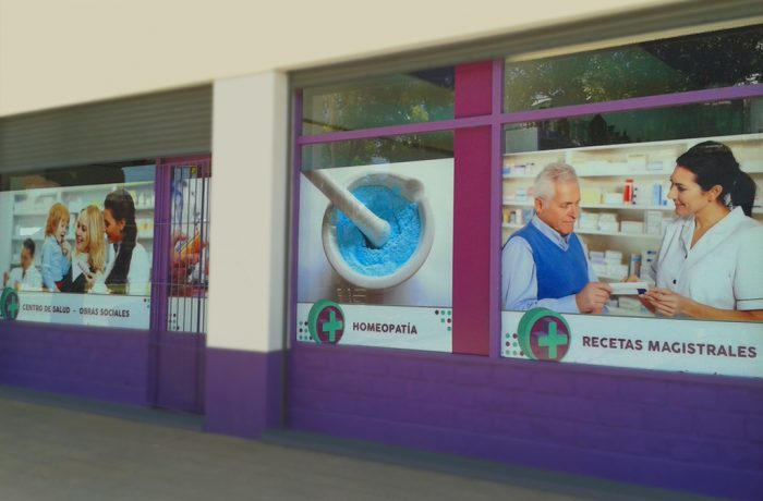 Farmacia Romano – Gráfica Institucional