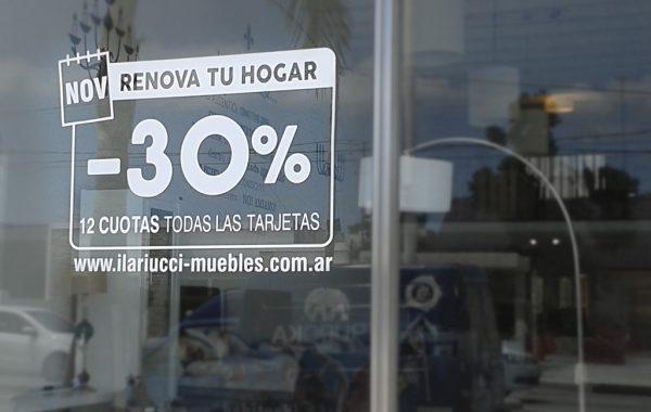 Ilariucci – Gráfica 30%