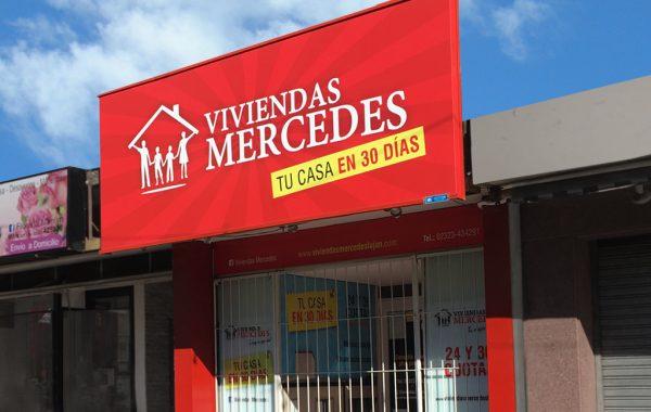 Viviendas Mercedes